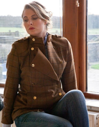 Tweed Casual Jackets