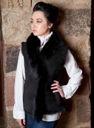 Sheepskin Coats & Gilets