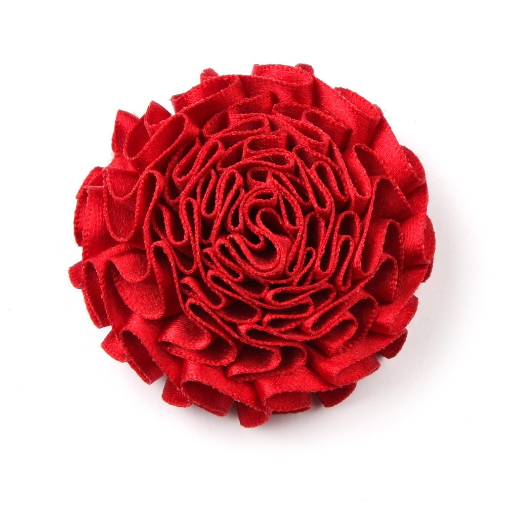 Red Carnation Buttonhole.