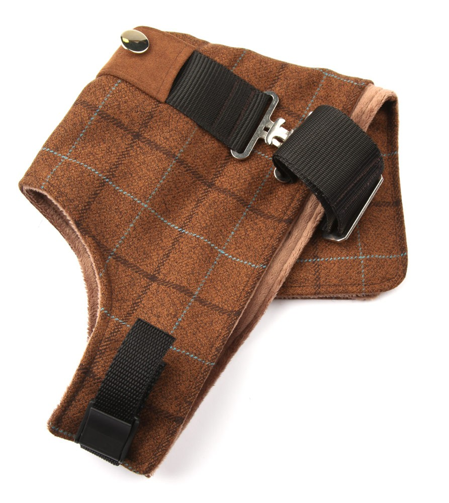 Tweed Dog Coat - Pet Accessories - The Countrylife Boutique