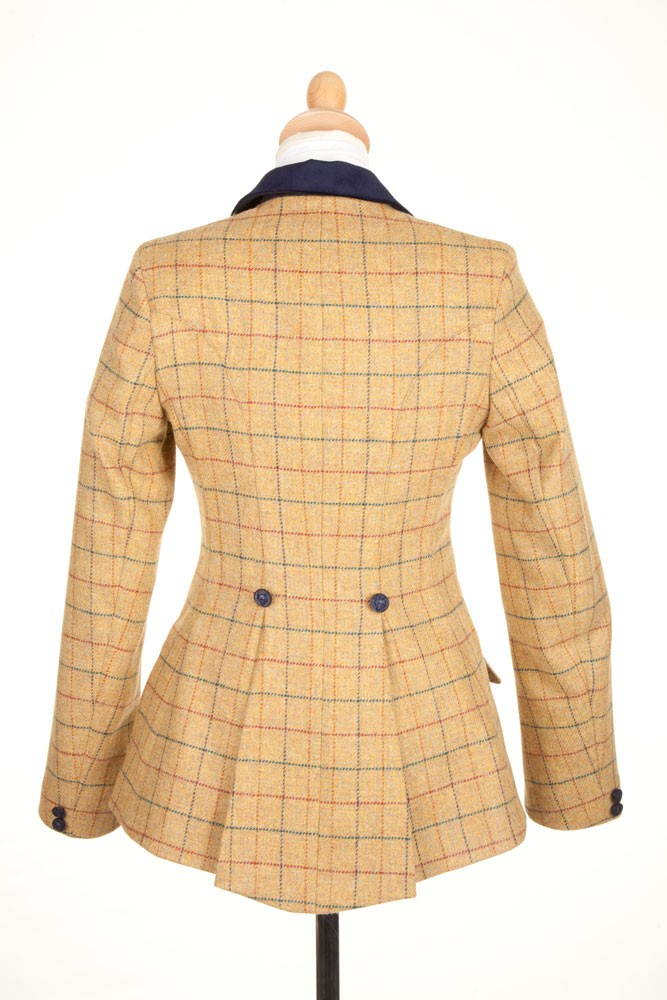fb0c4ded9791e Childrens PP004 Tweed Riding Jacket - Tweed Riding Jackets ...