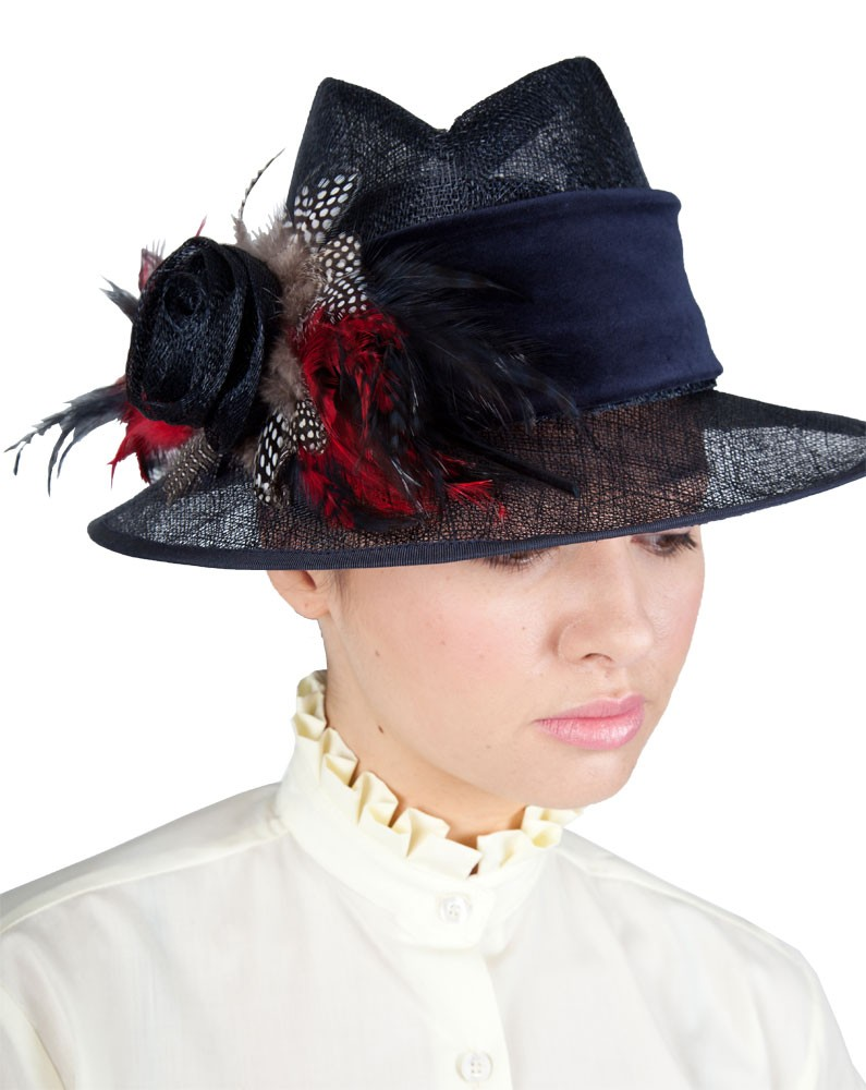 Siminay Structured Hat Style 1