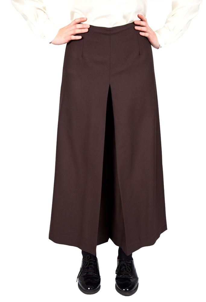 Lead Rein Brown Culottes