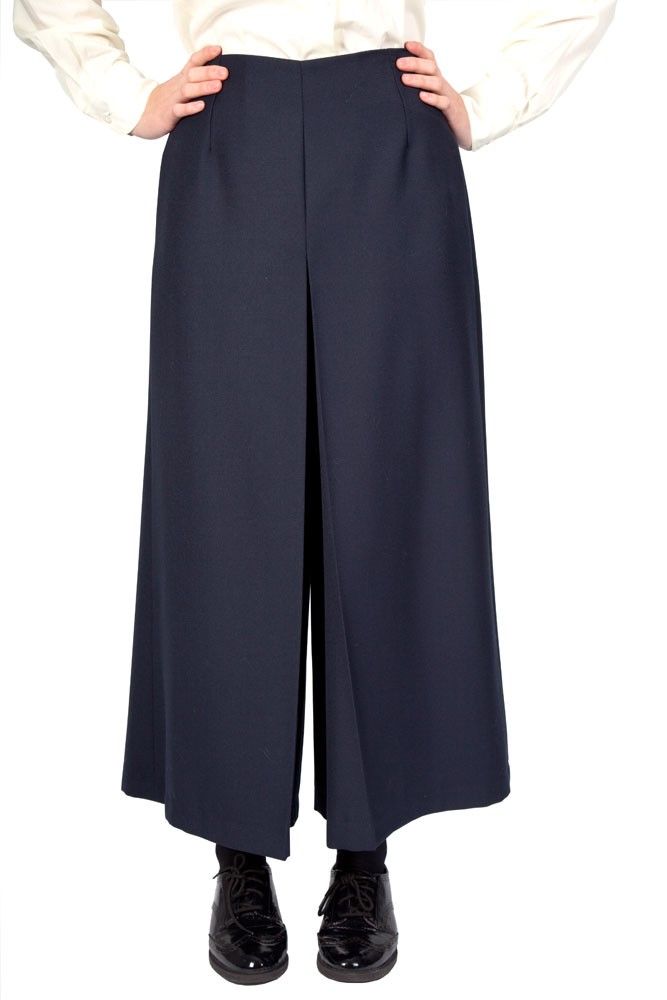 Lead Rein Navy Culottes