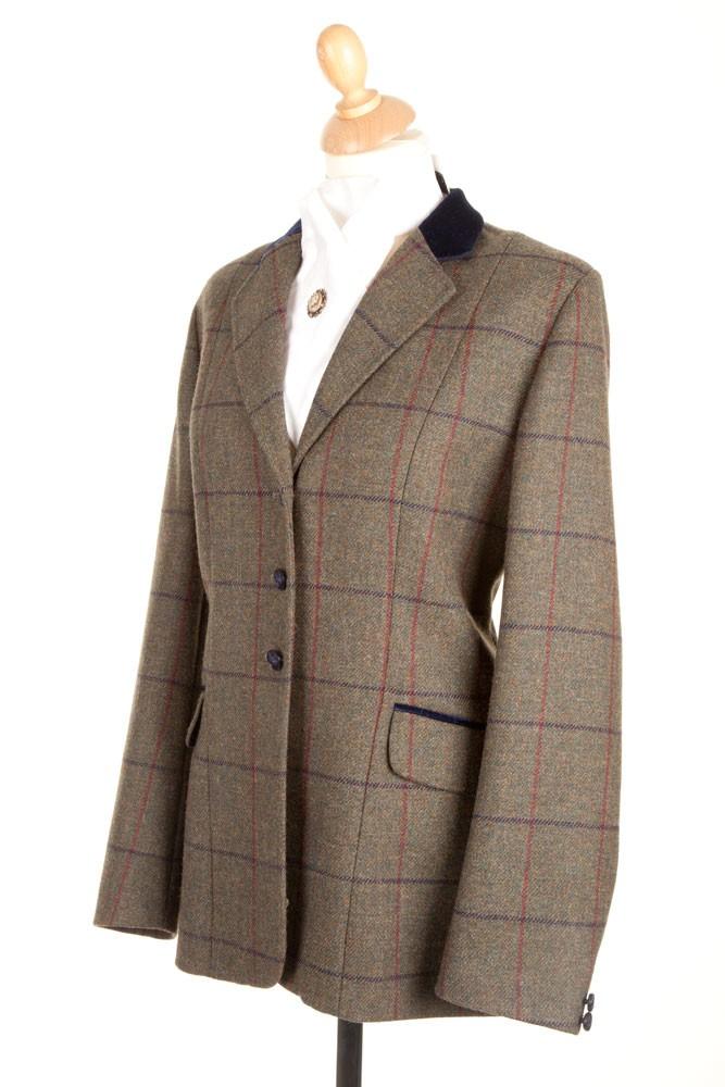 Ladies PP0016 Tweed Riding Jacket