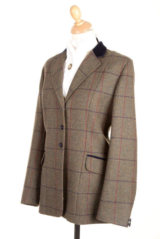 Childrens PP0016 Tweed Riding Jacket