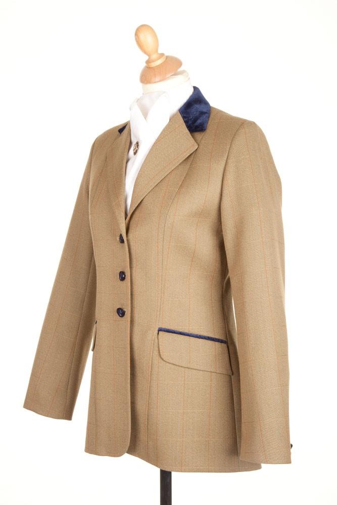 Ladies PP0029 Tweed Riding Jacket