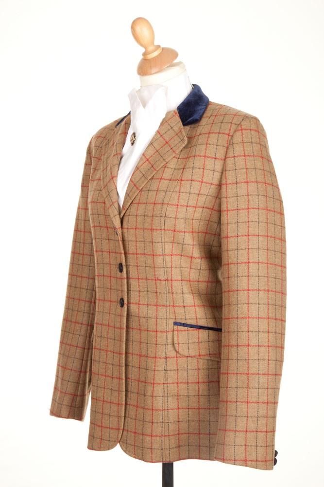 Ladies PP0032 Tweed Riding Jacket