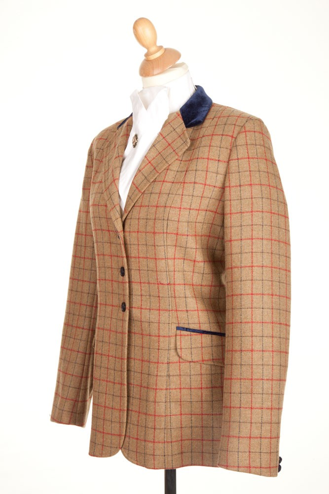 Childrens PP0032 Tweed Riding Jacket