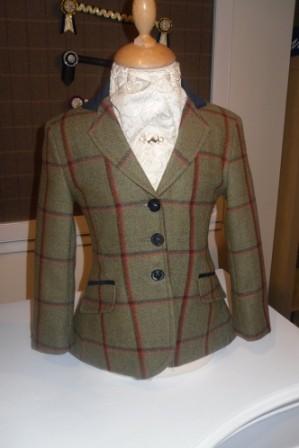 Bespoke Tweed Jacket 44507