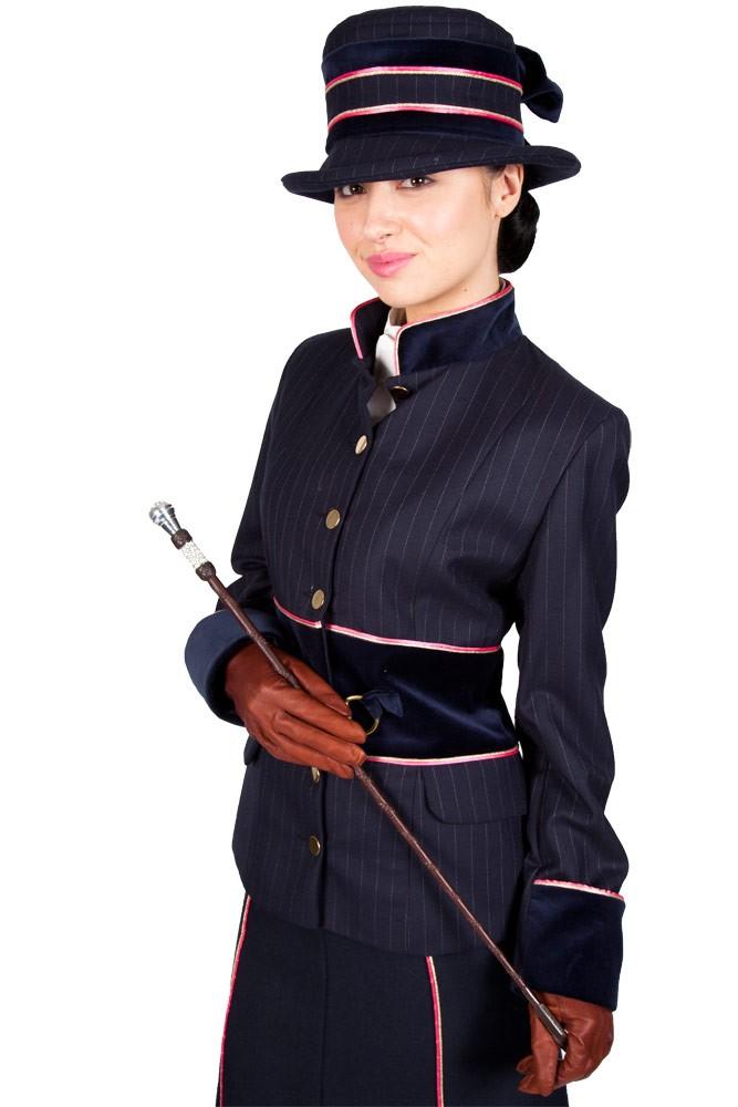Lead Rein Jacket Style E