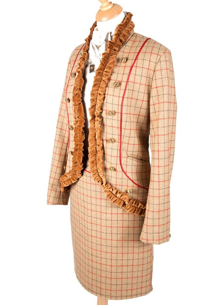Lead Rein Jacket Style G
